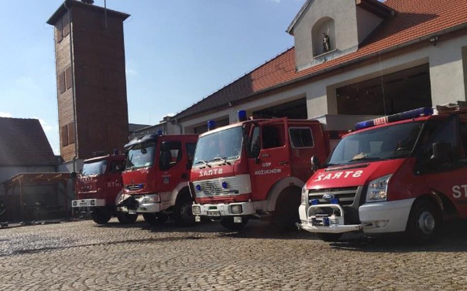 Zbiórka Nowy wóz dla KSRG OSP Kożuchów - zdjęcie główne