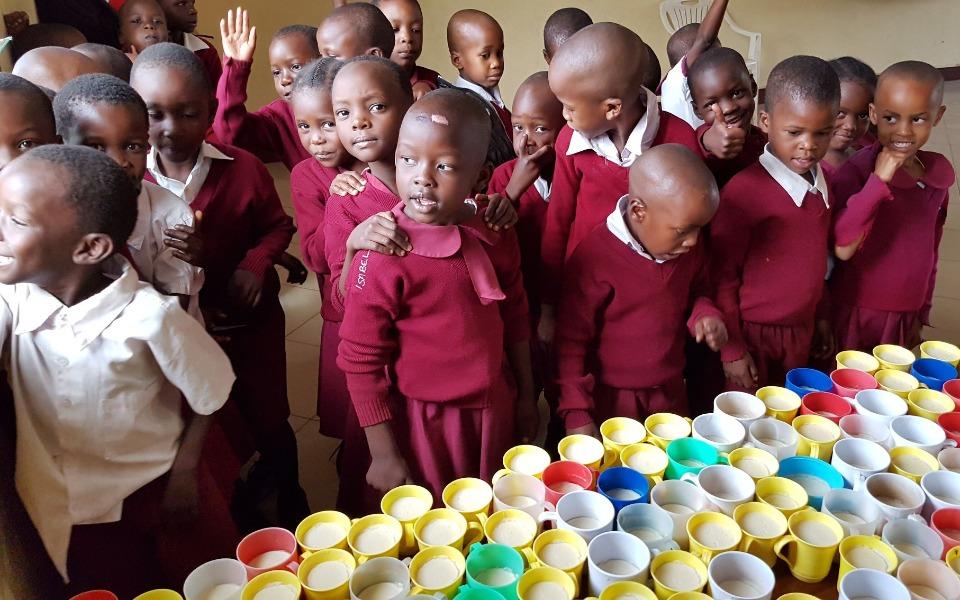 Zbiórka Dzieciaki z wioski KIABAKARI  - zdjęcie główne