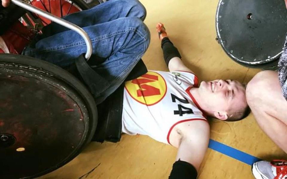 Zbiórka Wózek do rugby dla Tomka - zdjęcie główne