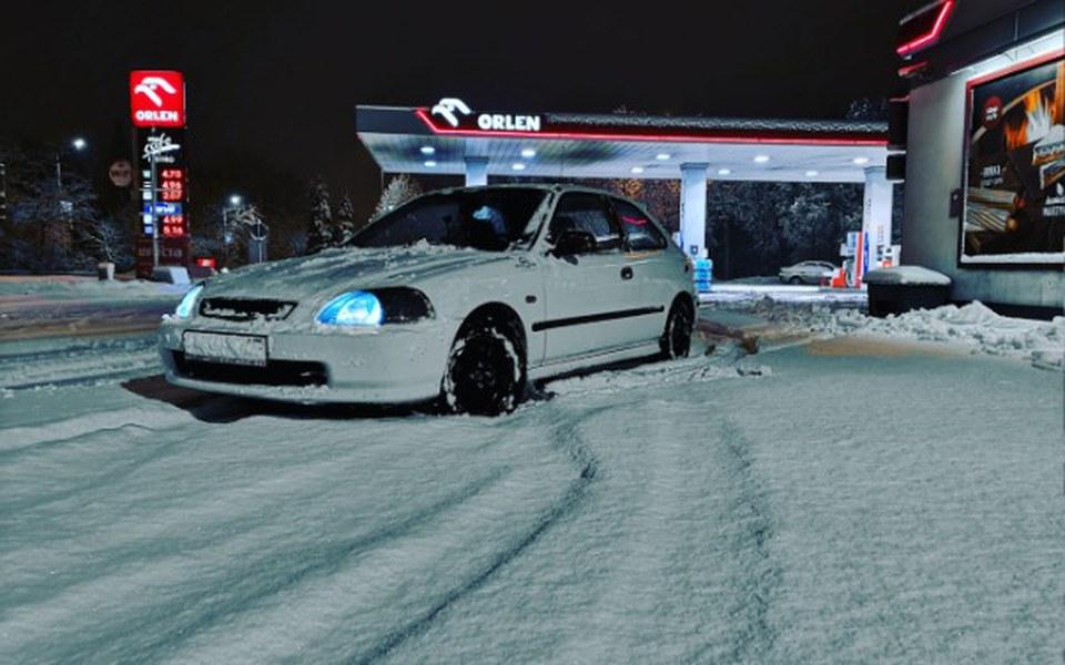 Zbiórka Honda Civic marzeń i snów - zdjęcie główne