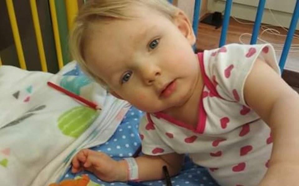 Zbiórka Rehabilitacja córki - zdjęcie główne