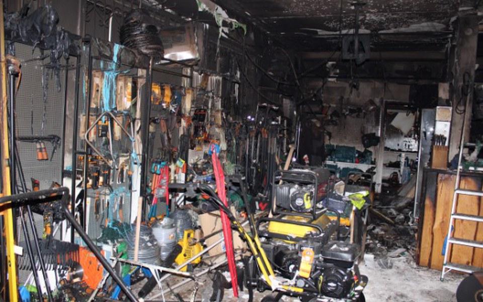 Zbiórka Pasja pochłonięta ogniem - zdjęcie główne