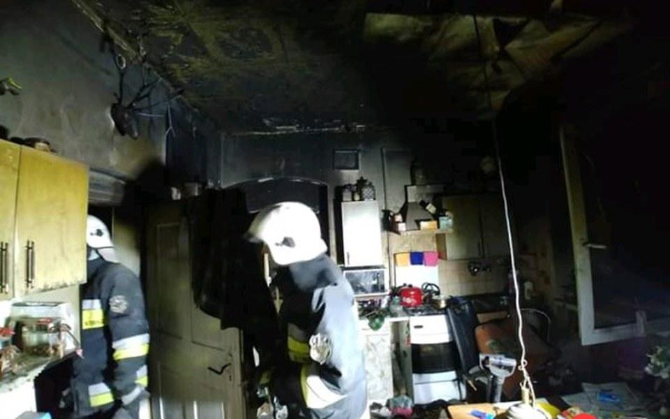 Zbiórka Odbudowa spalonego mieszkania - zdjęcie główne