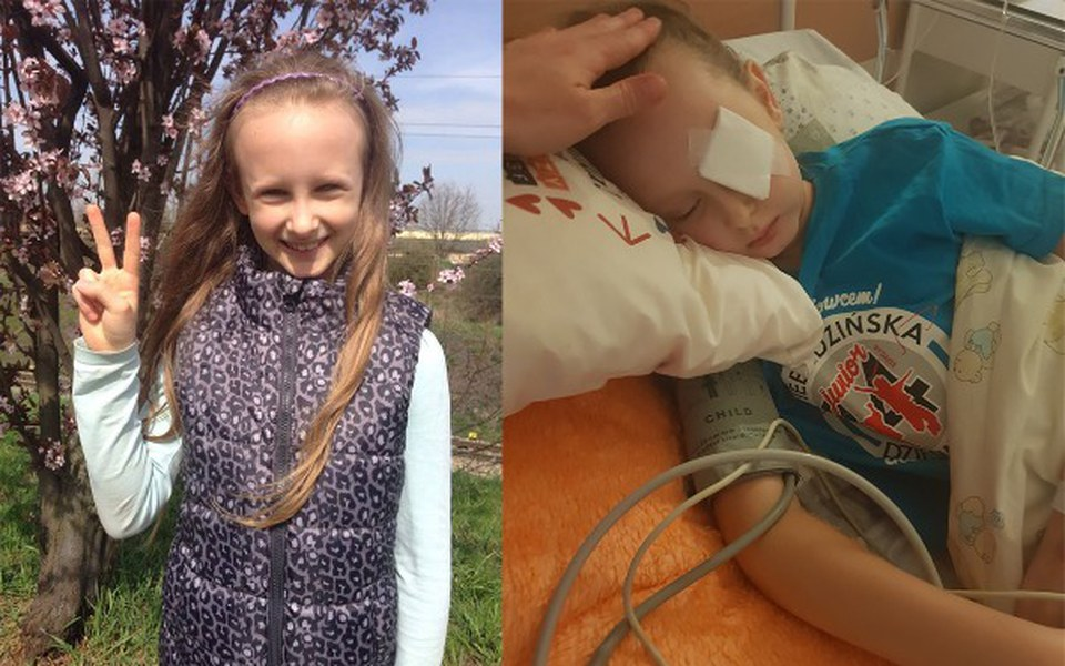 Zbiórka Wspieramy Julię w walce z rakiem - zdjęcie główne