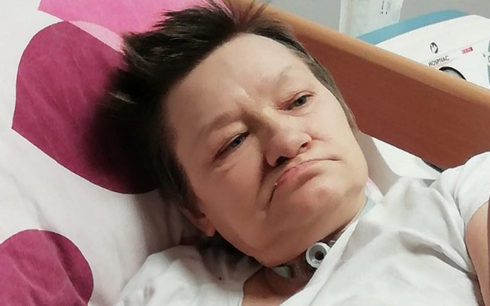 Zbiórka Powrót do zdrowia cioci Helenki - zdjęcie główne