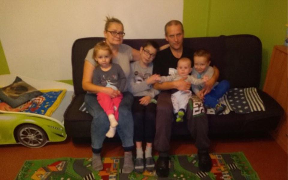 Zbiórka Pomóżmy Jakubowi i jego rodzinie - zdjęcie główne