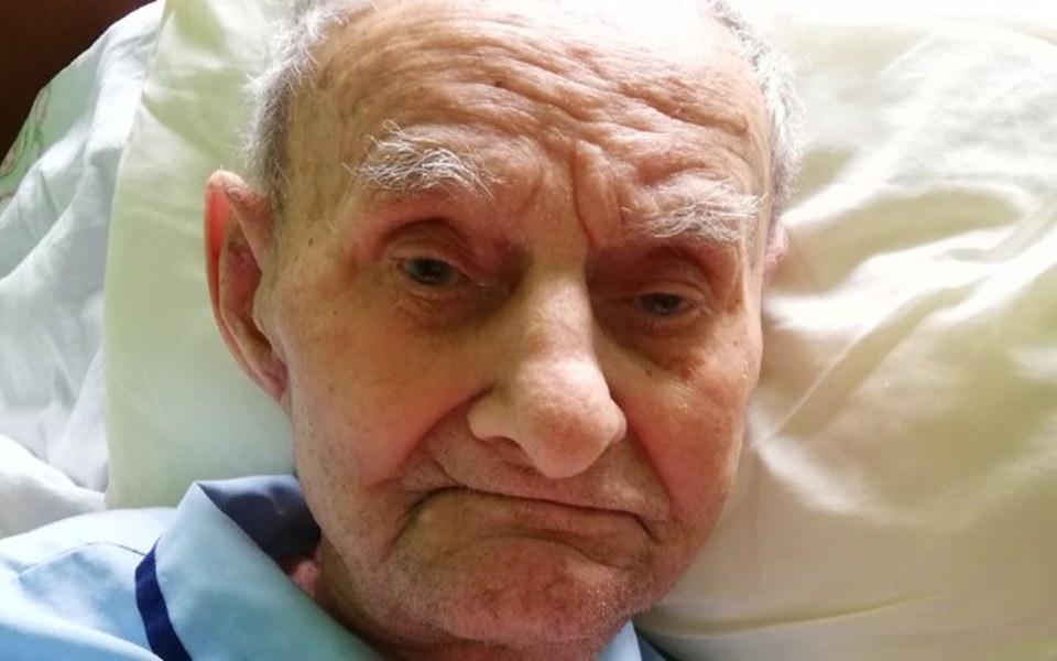 Zbiórka Dla mojego kochanego dziadka - zdjęcie główne