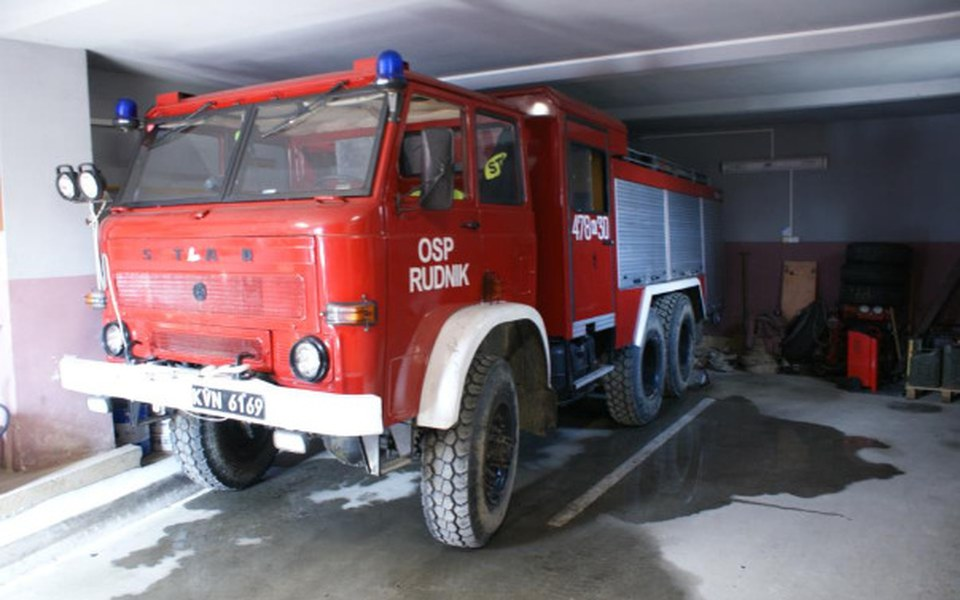 Zbiórka pomagamy strażakom - zdjęcie główne