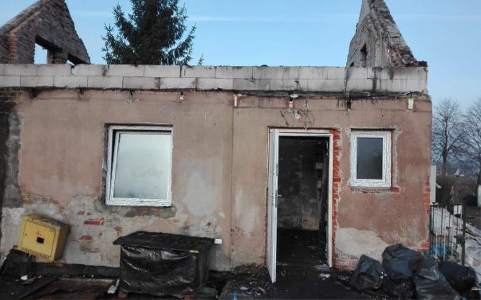 Zbiórka Odbudujmy rodzinie spalony dom - zdjęcie główne
