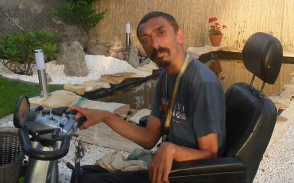 Zbiórka Wózek typu skuter dla Sławka - zdjęcie główne
