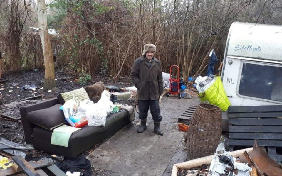 Zbiórka Dla bezdomnego Pana - zdjęcie główne