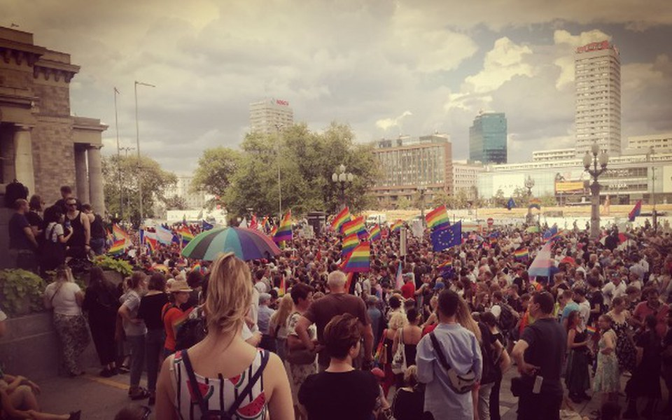Zbiórka Archiwum online LGBTQiFEM - zdjęcie główne