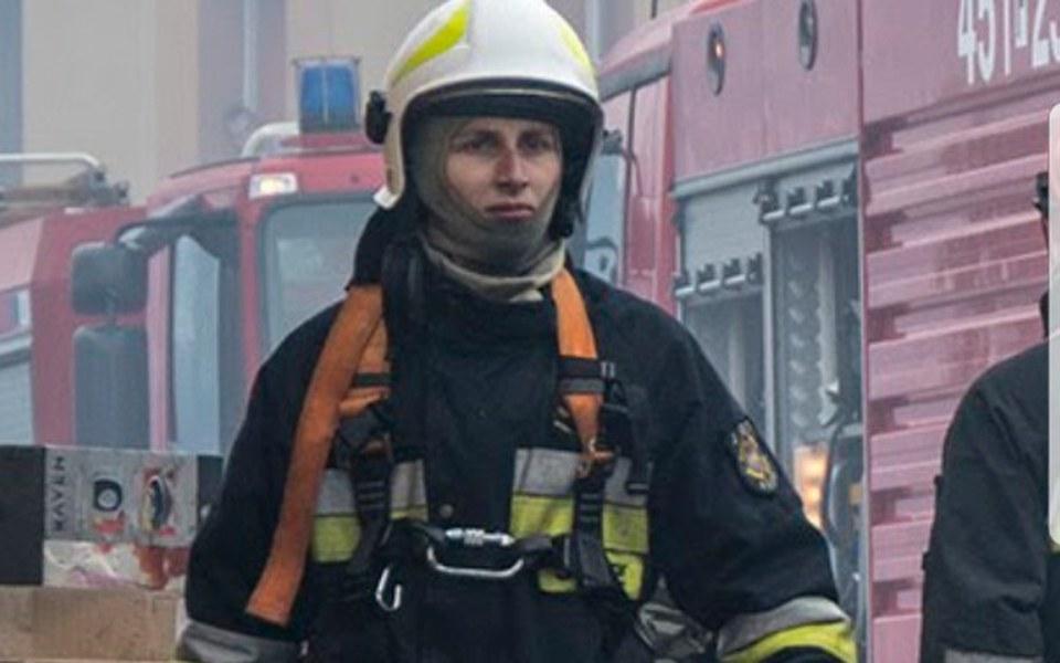Zbiórka Bezpieczeństwo Strażaka - zdjęcie główne