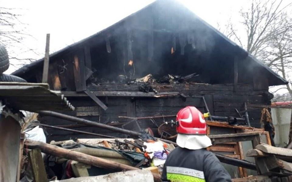 Zbiórka Stracił wszystko w pożarze - zdjęcie główne