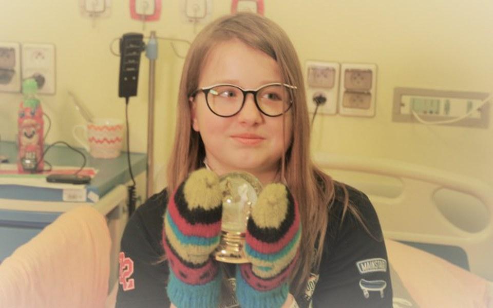 Zbiórka Nikola kontra  nowotwór twarzy - zdjęcie główne