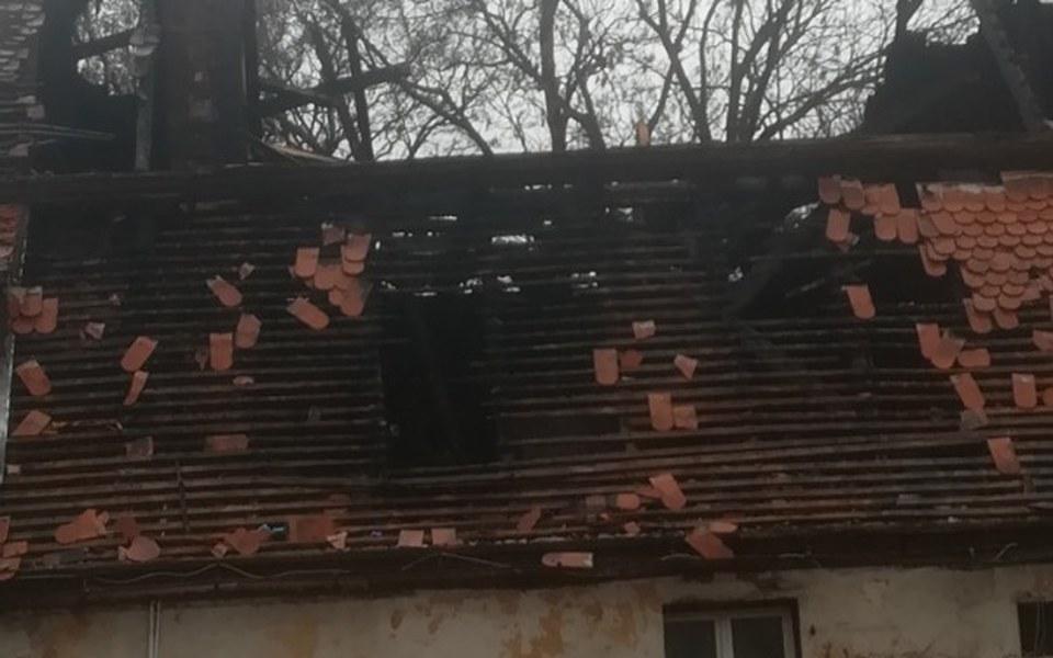 Zbiórka Spalił się cały dobytek - zdjęcie główne