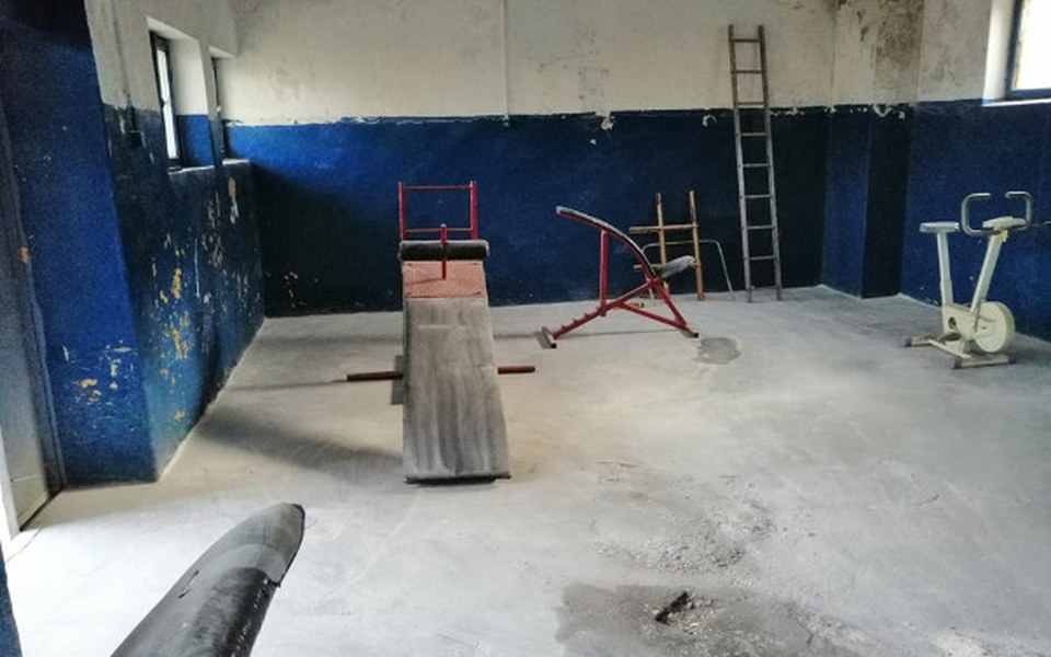 Zbiórka zbieramy na siłownie - zdjęcie główne