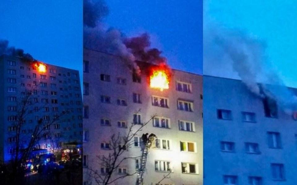 Zbiórka Pomoc po pożarze mieszkania - zdjęcie główne