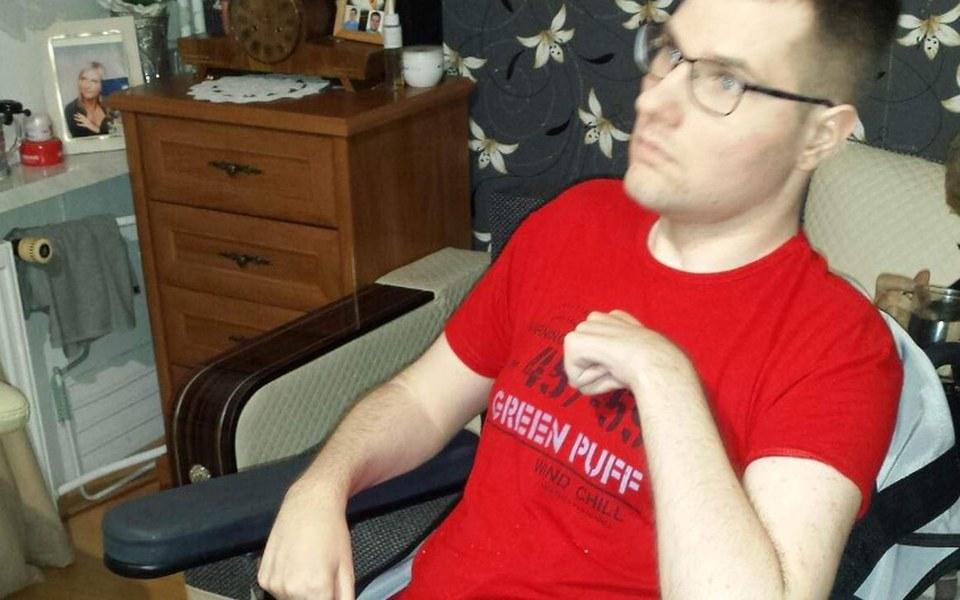 Zbiórka Pomóżmy Dawidowi stanąć na nogi! - zdjęcie główne