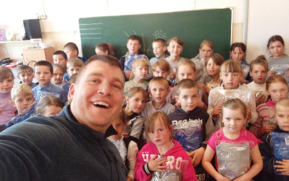 Zbiórka Pomoc dla  Szkół na Syberii - zdjęcie główne