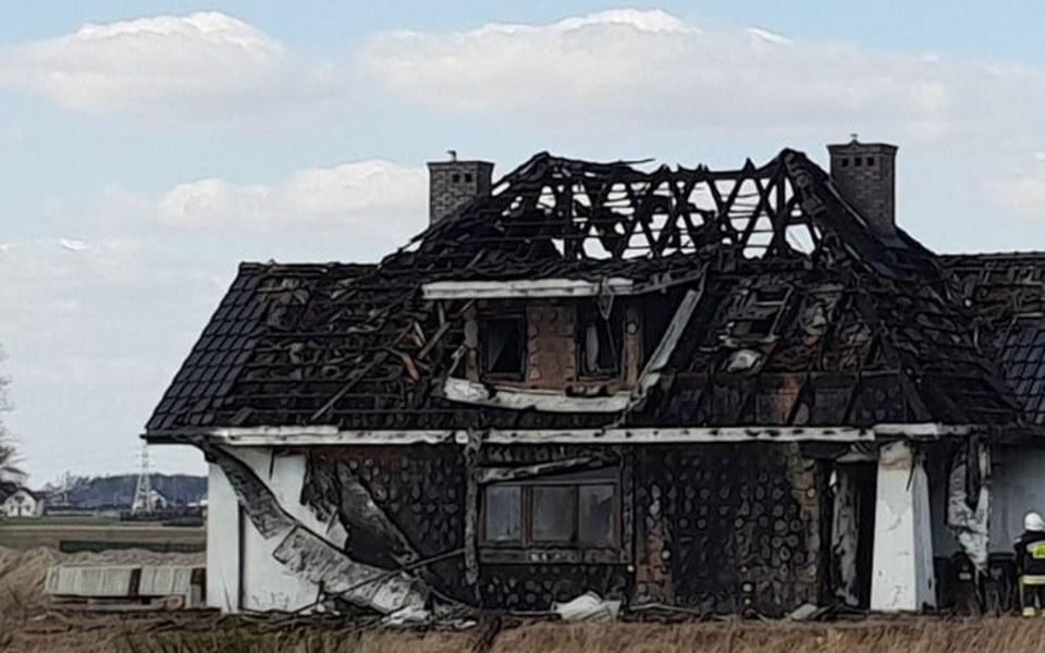 Zbiórka Pomóżcie odbudować dom I.M. Okoń - zdjęcie główne