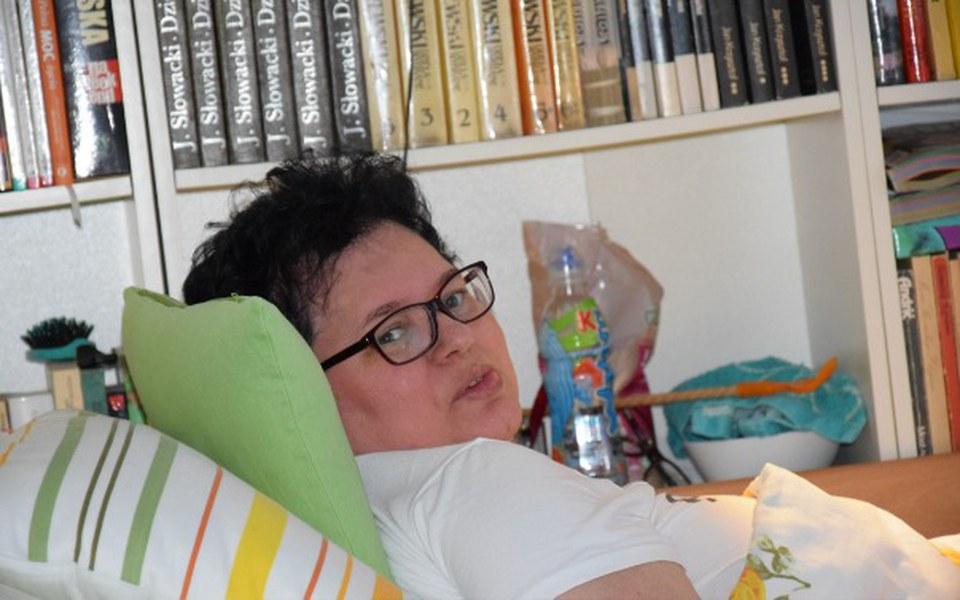 Zbiórka Rehabilitacja neurologiczna żony - zdjęcie główne