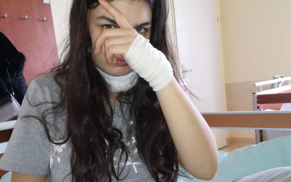 Zbiórka Pomoc dla Dziewczyny po operacji - zdjęcie główne