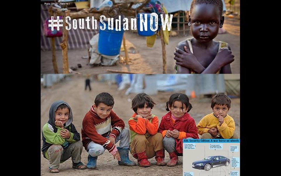 Zbiórka Limuzyna? Nie. Syria i Sudan. - zdjęcie główne