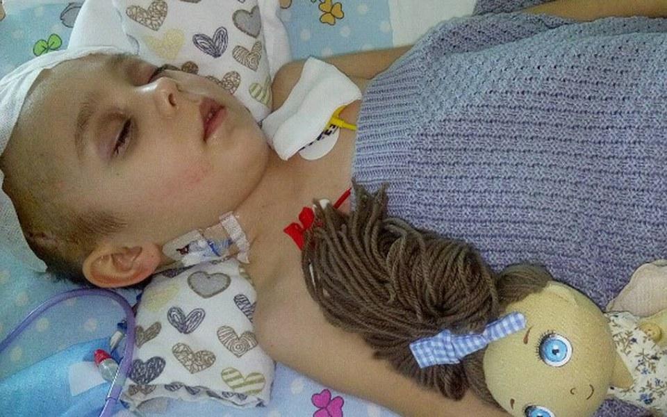 Zbiórka Pomóż Darii wrócić do zdrowia - zdjęcie główne