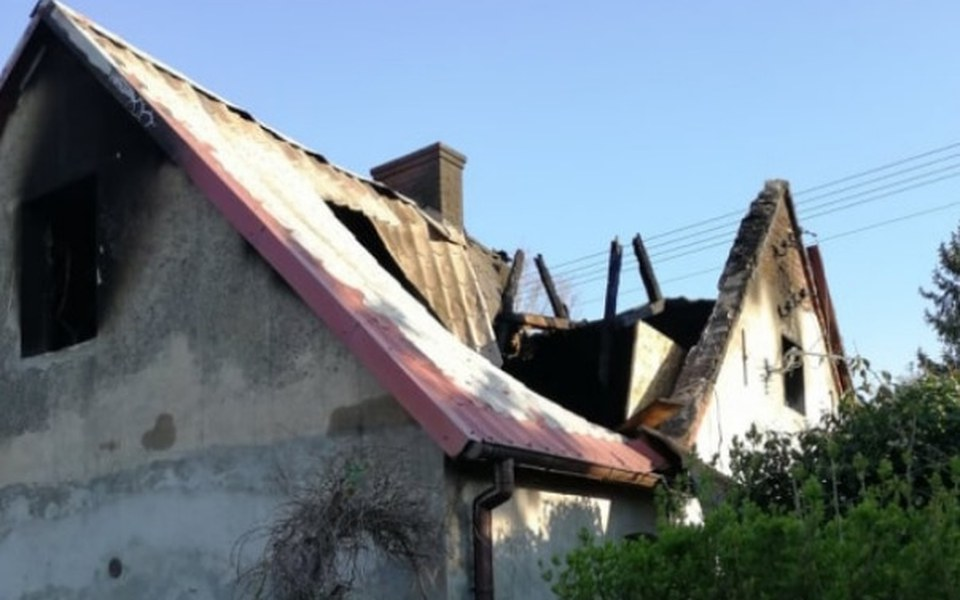 Zbiórka Odbudujmy dom Kacprowi - zdjęcie główne