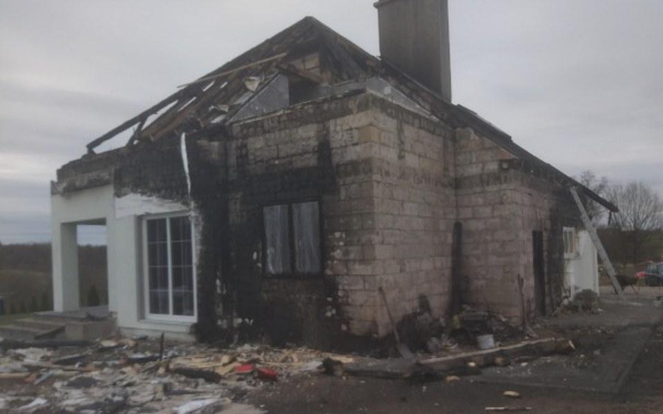 Zbiórka Wyremontujmy spalony dom - zdjęcie główne