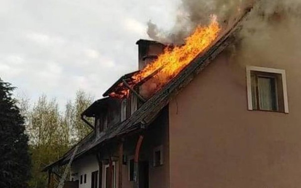 Zbiórka Remont po pożarze w Tulicach - zdjęcie główne