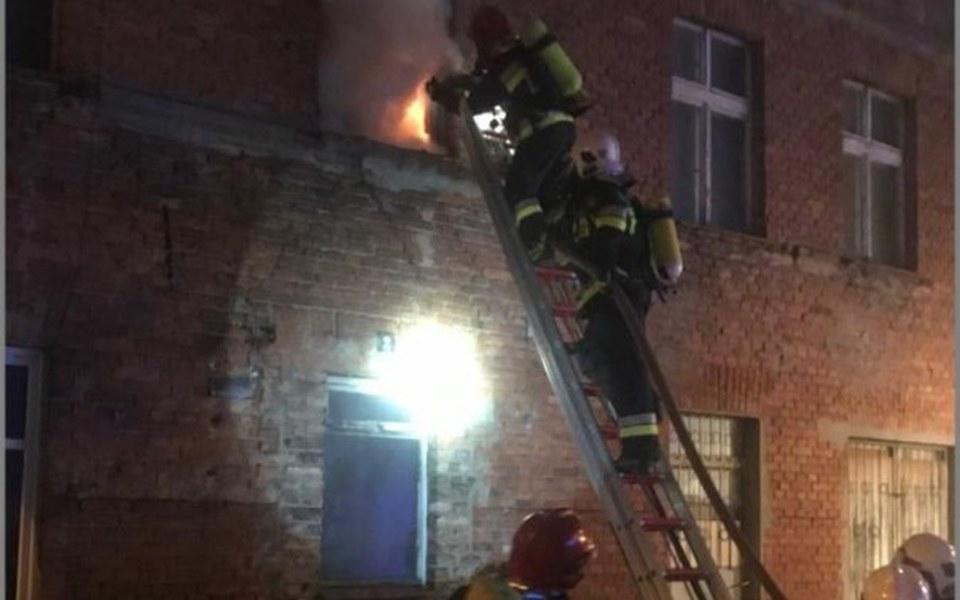 Zbiórka Po tragicznym pożarze u P. Łucji - zdjęcie główne