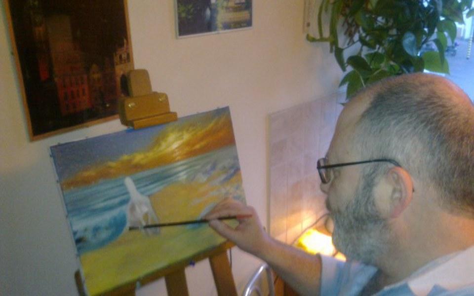 Zbiórka Moje pasje - malarstwo - zdjęcie główne