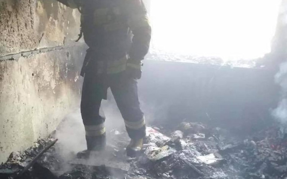 Zbiórka Odbudowa mieszkania po pożarze - zdjęcie główne