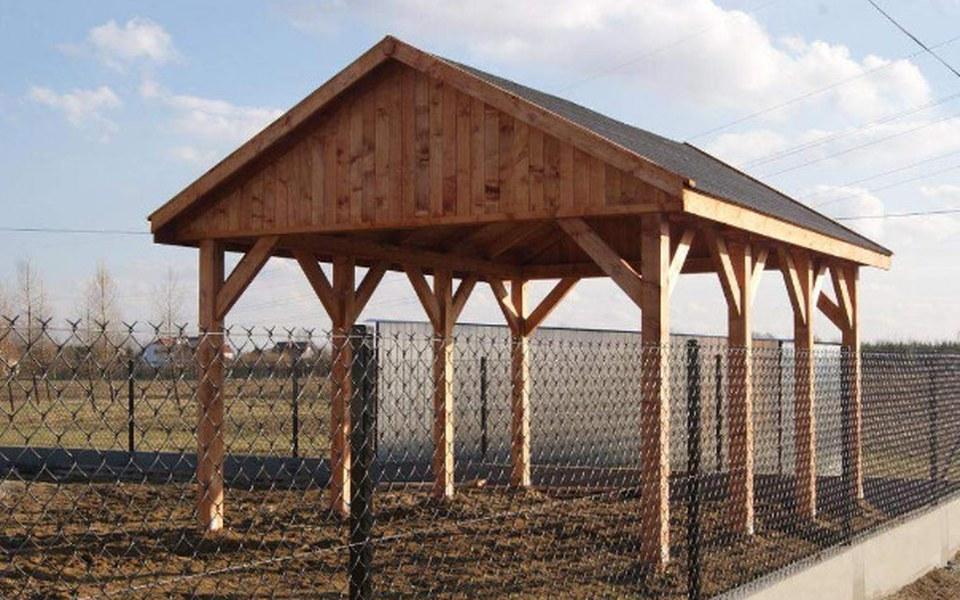 Zbiórka Na budowę altany dla wsi Amandów - zdjęcie główne