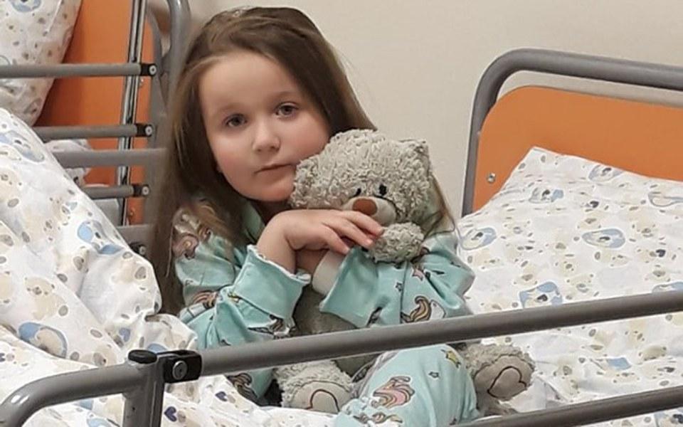 Zbiórka Amelia walczy o dzieciństwo - zdjęcie główne