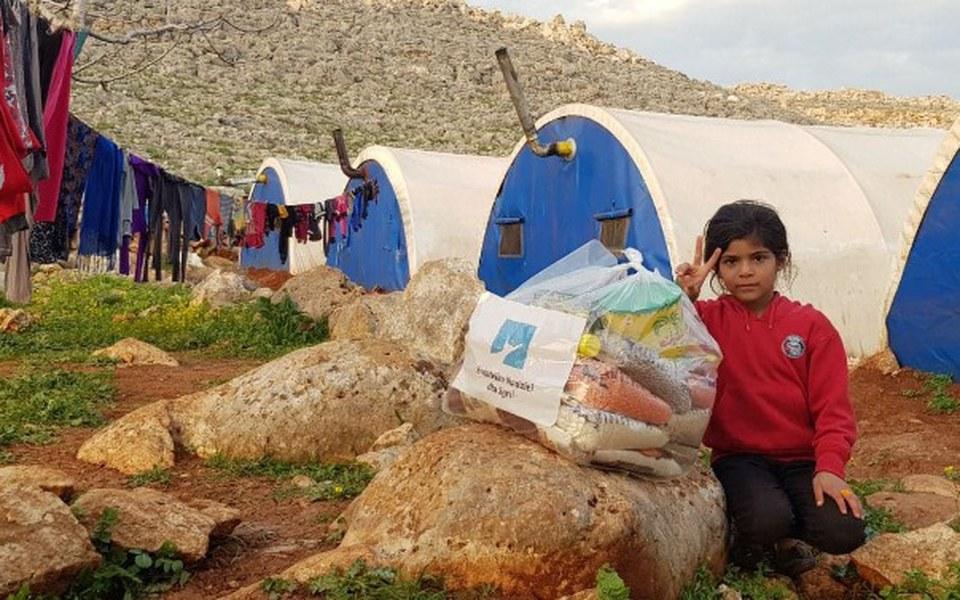 Zbiórka Ratunek dla dzieci w Syrii - zdjęcie główne