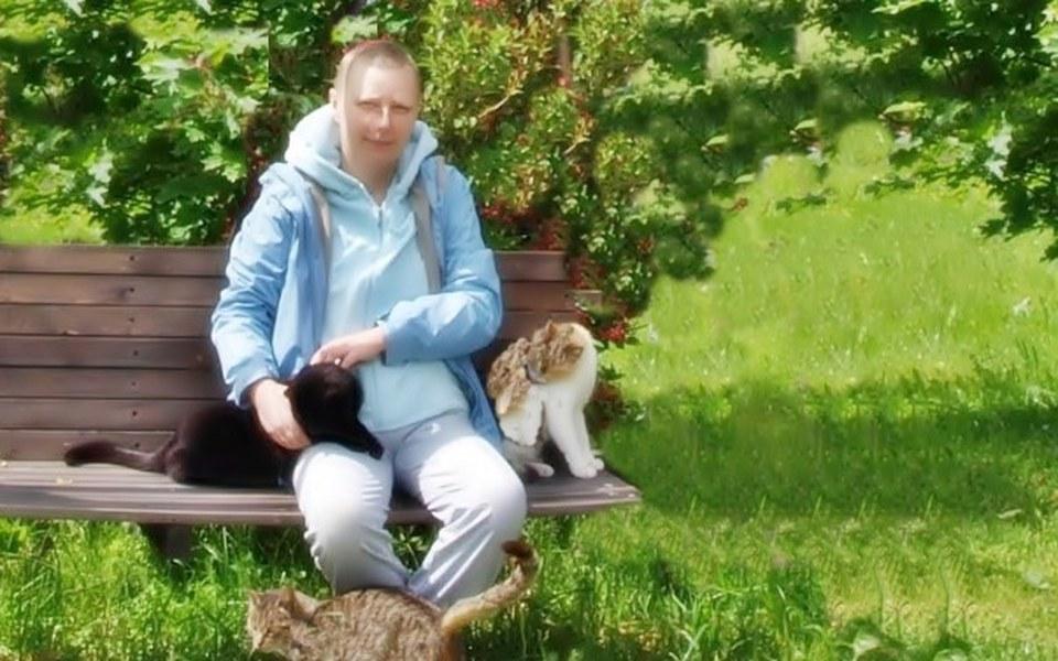 Zbiórka Koty, rak jajnika, samotność - zdjęcie główne