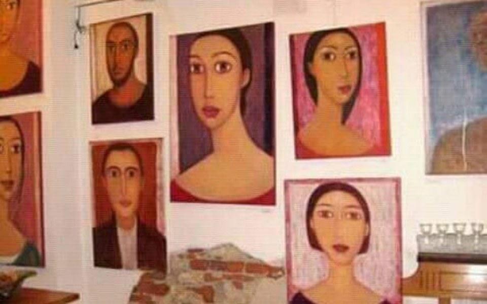 Zbiórka Album malarstwa Marleny Nizio - zdjęcie główne