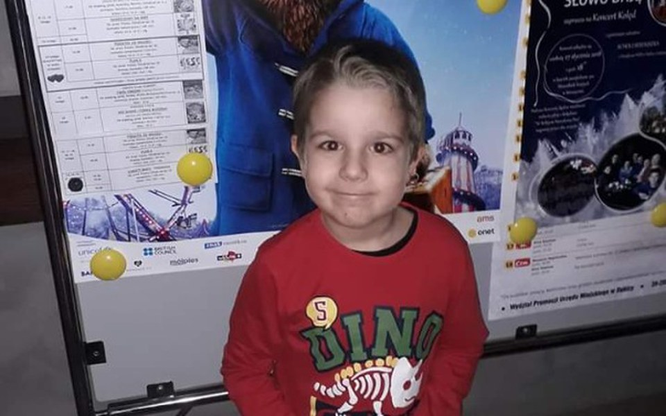 Zbiórka Pomoc dla Bartusia I jego rodzic - zdjęcie główne