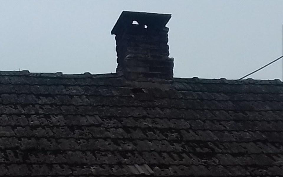 Zbiórka Wymiana dachu i komina - zdjęcie główne