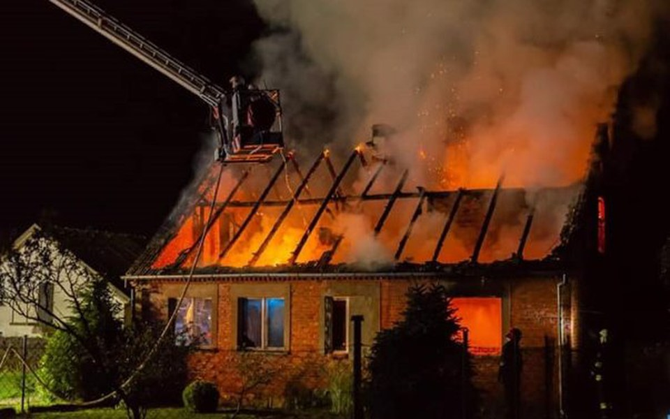Zbiórka Pomoc po stracie domu w pożarze - zdjęcie główne