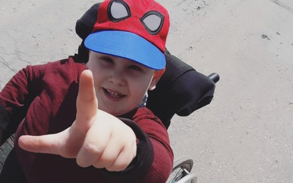 Zbiórka Wozek inwalidzki dla Kacperka - zdjęcie główne
