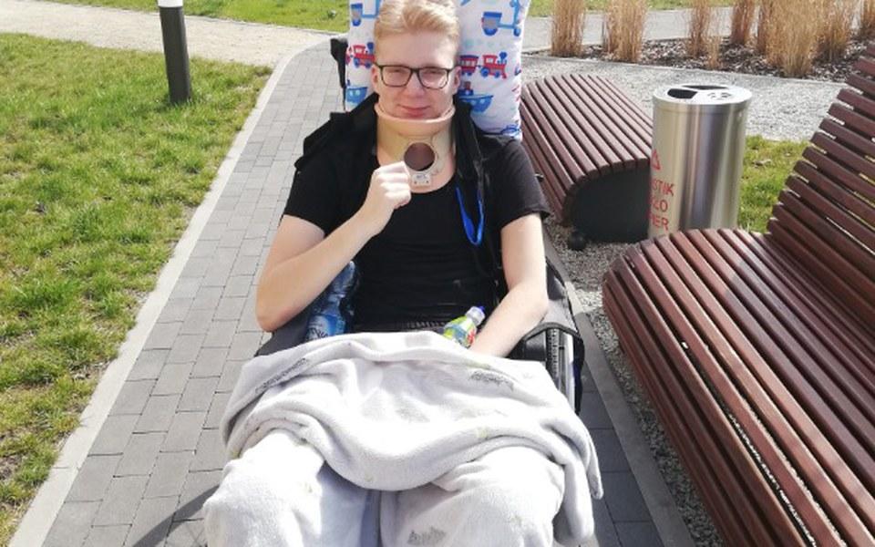 Zbiórka Konrad wstań na nogi. - zdjęcie główne