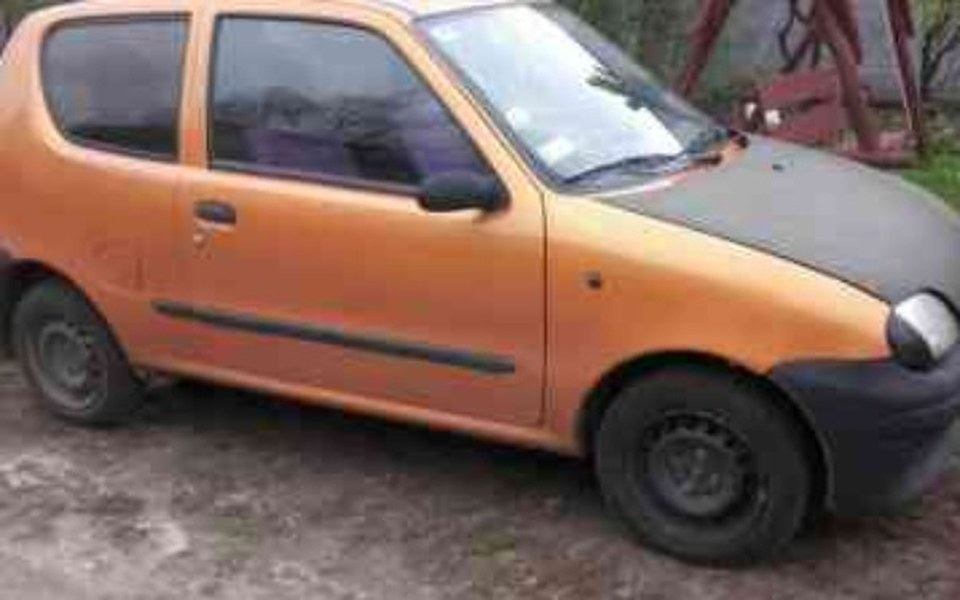 Zbiórka Witam Zbieram na odnowienie Fiat - zdjęcie główne
