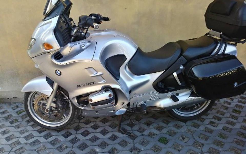 Zbiórka Motocykl turystyczny BMW - zdjęcie główne