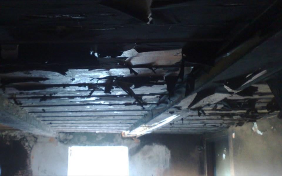 Zbiórka Na remont domu po pożarze. - zdjęcie główne