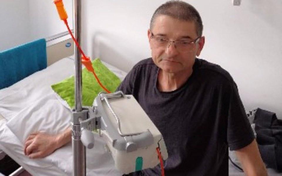 Zbiórka Pomoc dla Marka Krawczyka - zdjęcie główne