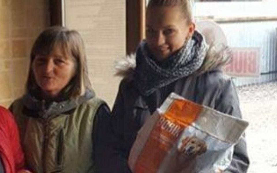 Zbiórka Żywność dla kocich przybled ;) - zdjęcie główne